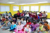 Los escolares torreños aprenden más sobre la gestión de residuos en el Ecoparque Municipal
