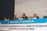 El alcalde de Puerto Lumbreras participa en el Foro Internacional de Biomasa y Eficiencia Energética de la Universidad de Jaén
