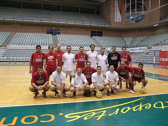 ElPozo Murcia 8- 3 El Corte Inglés - 1, Foto 1