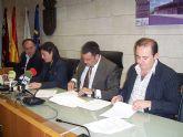 El Ayuntamiento firmará el tercer convenio de colaboración con la Asociación de Jóvenes Empresarios de la Región de Murcia (AJE)