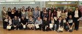 La Universidad de Murcia entregó las becas y contratos para la formación de personal investigador