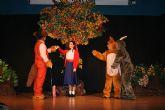 Los escolares de Santomera, La Matanza y el Siscar conmemoran el Día Forestal Mundial con la obra de teatro 'Chispa y los Animales'