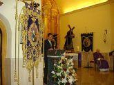 El Alcalde ensalza la Semana Santa de Los Garres y destaca los méritos e ilusión de las familias nazarenas