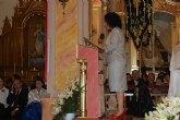 Consuelo Férez inicia con su Pregón la Semana Santa de Las Torres de Cotillas