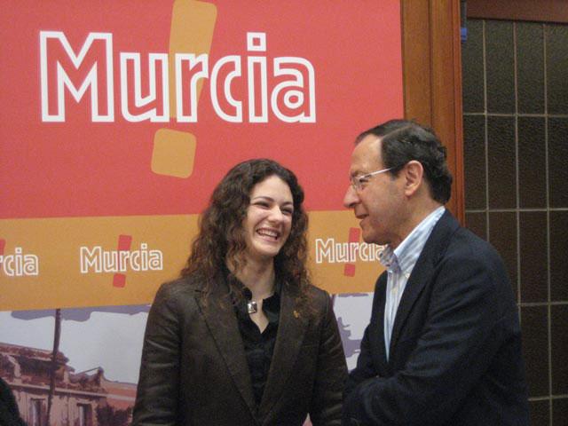 La alpinista Lucía López es recibida por el Alcalde tras su hazaña en el Aconcagua - 2, Foto 2