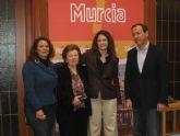 La alpinista Lucía López es recibida por el Alcalde tras su hazaña en el Aconcagua