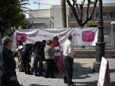 UPyD de la Vega del Segura inicia una campaña de recogida de firmas en protesta por el trazado proyectado para la línea 1 del tranvía