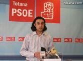 """Martínez Usero: """"Totana es el municipio de la Región que más dinero ha recibido del Plan Zapatero proporcionalmente"""""""