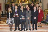 Manuel Andr�s Acosta pregona la Semana Santa de Mazarr�n 2009