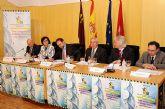 El rector Cobacho y y el consejero Sotoca inauguraron la Olimpiada Científica Europea