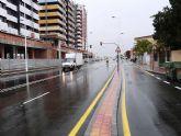 Inaugurado el tramo urbano de la carretera RM-A5 como parte de las obras de mejora en los accesos a La Alcayna