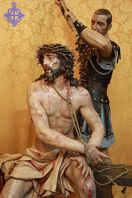 """La Cofradía de Nuestro Padre Jesús (Nazareno) bendice las imágenes del paso """"Misterio Coronación de Espinas"""" - 1, Foto 1"""