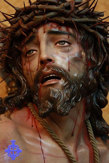"""La Cofradía de Nuestro Padre Jesús (Nazareno) bendice las imágenes del paso """"Misterio Coronación de Espinas"""" - 2, Foto 2"""
