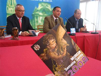 El Cabildo y la Concejalía de Fiestas editan una guía de bolsillo con todos los detalles de la Semana Santa murciana - 1, Foto 1