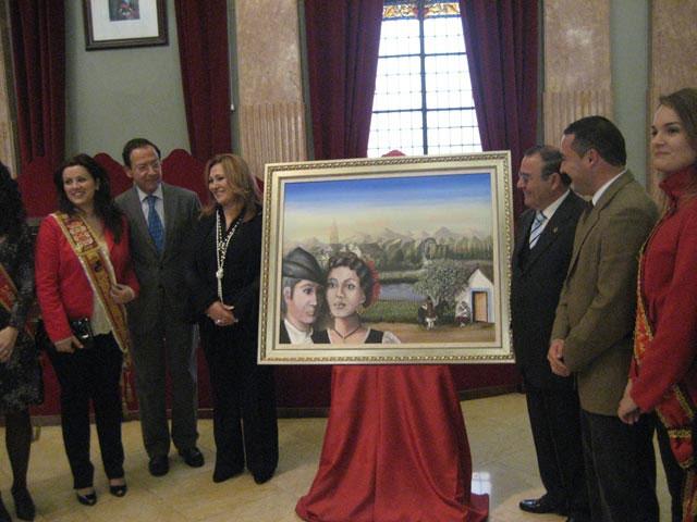Una pintura de María Joaquina Martínez de Córdoba anuncia este año el Bando de la Huerta - 1, Foto 1