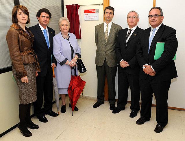 La Universidad de Murcia homenajea al ex decano de Veterinaria José Luis Sotillo - 1, Foto 1