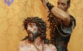 """La Cofradía de Nuestro Padre Jesús (Nazareno) bendice las imágenes del paso """"Misterio Coronación de Espinas"""""""