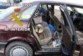 La Guardia Civil ha detenido a seis personas como supuestos autores de robo con fuerza