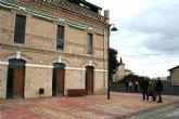 Turismo destina cerca de 400.000 euros para convertir en albergue la antigua Estación de Tren de Cehegín