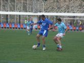 """La Peña Madridista """"La Décima"""" se coloca a dos puntos del líder """"Los Pachuchos"""" en la Liga de Fútbol Aficionado 'Juega Limpio'"""