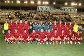 La selección de Cartagena sub 23 se enfrenta a Finlandia en un amistoso de fútbol