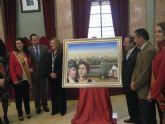 Una pintura de María Joaquina Martínez de Córdoba anuncia este año el Bando de la Huerta