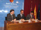 La Comunidad y Undemur firman un acuerdo para que las pymes reciban hasta cien millones de euros de liquidez