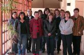 Mujeres emprendedoras asisten a un curso sobre creación de empresas