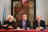 Obras Públicas renueva el convenio de cesión del uso de la Casa Pintada como sede del Museo Cristóbal Gabarrón
