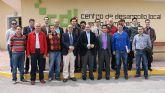 Reunión de la Asociación de Jóvenes Empresarios del Guadalentín en Puerto Lumbreras