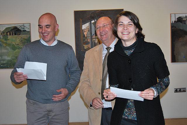 Se inaugura la Exposición del V Certamen de Pintura al Aire Libre y se hace entrega de los premios del IV Maratón Fotográfico, Foto 3