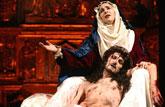 Teatro Corsario presenta PASIÓN en el Teatro Villa de Molina el sábado 4 de abril