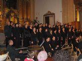 Gran �xito de asistencia en el R�quiem de W.A. Mozart celebrada en la Iglesia de San L�zaro
