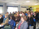 El concejal de Bienestar Social asiste a la clausura de la XXXIII Asamblea General ordinaria de la Asociaci�n Regional Murciana de hemofilia