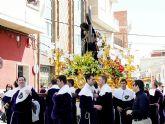 La Semana Santa de Archena, comienza su andadura hoy Viernes de Dolores