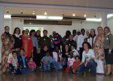 El proyecto efecto mariposa da un paso hacia la integración en Beniel con la participación de mujeres de varias nacionalidades