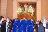 Los torreños veneraron a La Virgen de los Dolores