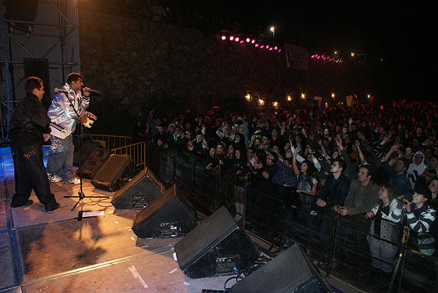El Explum música concentra a miles de visitantes en torno a la música - 1, Foto 1