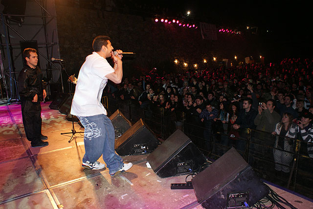 El Explum música concentra a miles de visitantes en torno a la música - 3, Foto 3