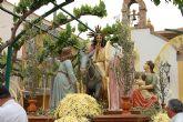 Un domingo de palmas y ramas de olivo