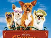 "Película de dibujos animados ""Un chihuahua en Beverly Hills"""