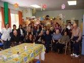 """Los alumnos del curso de """"atención y cuidado a personas dependientes"""" realizan una visita al SED"""