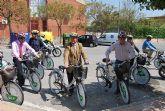 Los vecinos podr�n inscribirse en BiciAlhama a partir del pr�ximo 21 de abril, servicio que comenzar� a poder utilizarse a partir del 4 de mayo