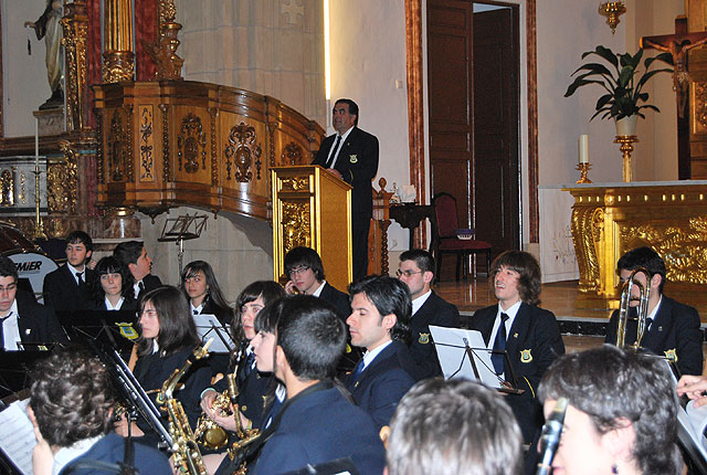 Los alumnos de la Escuela Municipal de Música realizan un concierto por Semana Santa, Foto 1