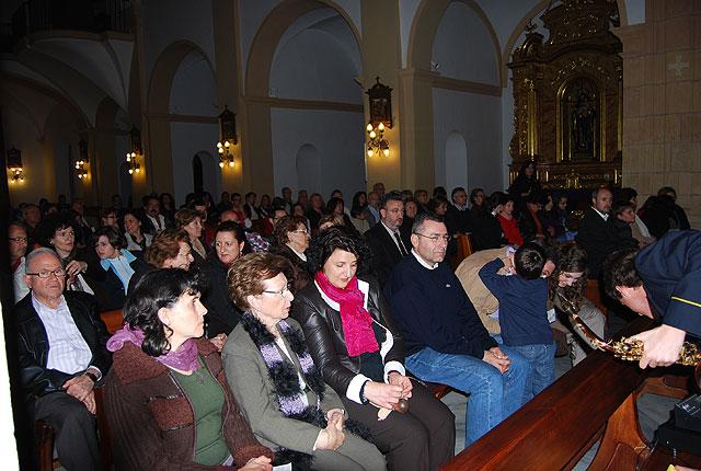 Los alumnos de la Escuela Municipal de Música realizan un concierto por Semana Santa, Foto 2