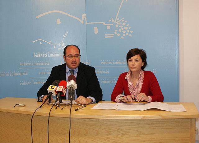 El Alcalde y la directora del Instituto de la Mujer presentan el programa europeo Daphne-Spire contra la violencia de género en el ámbito rural - 1, Foto 1