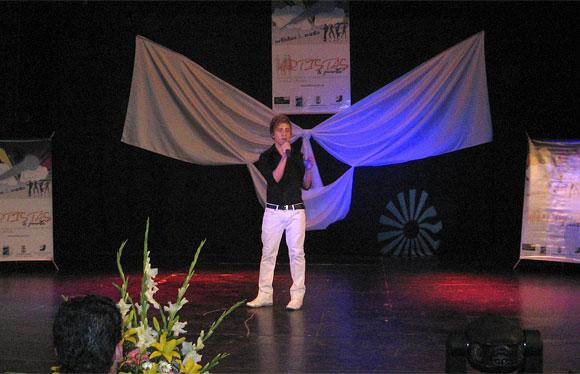 El Auditorio Aurelio Guirao acogió la segunda gala semifinal de Artistas & Punto - 2, Foto 2