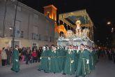 El Jesús Cautivo desfiló por Las Torres de Cotillas entre el fervor de sus vecinos
