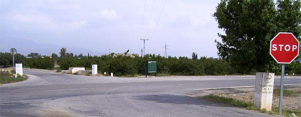 Obras Públicas eliminará otro punto negro señalizado en la carretera que conecta Puerto Lumbreras con la estación de ferrocarril - 1, Foto 1