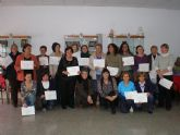 Veinte mujeres del municipio han asistido al curso de cuidadores en el entorno familiar organizado por los Servicios Sociales municipales